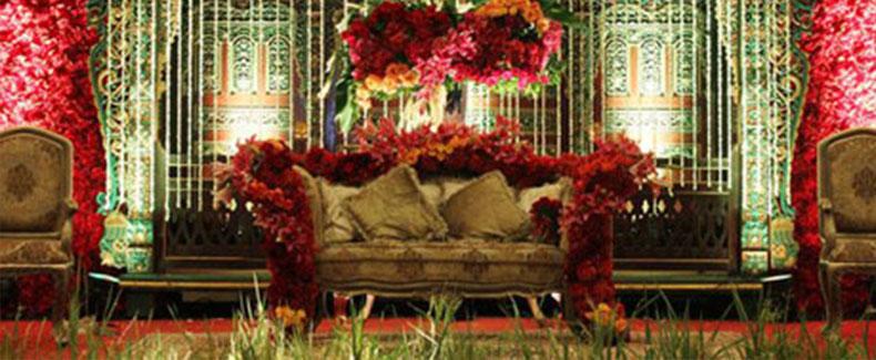 5 Tema Dekorasi Pernikahan